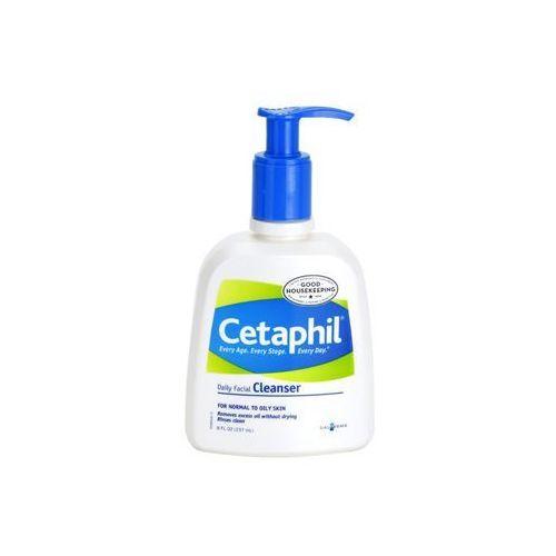 Cetaphil Cleansers emulsja oczyszczająca do skóry normalnej i mieszanej 237 ml