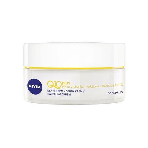 Nivea Visage Q10 Plus krem na dzień do skóry normalnej i suchej SPF 15 (Anti-Wrinkle Day Cream) 50 ml