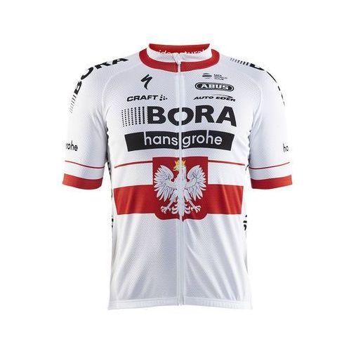 CRAFT BORA hansgrohe Mistrz Polski koszulka rowerowa 1906104-2430