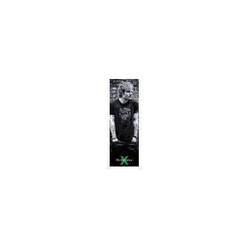 Ed sheeran czaszka i tatuaże - plakat marki Galeria