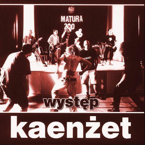 Sp records Występ - kazik na żywo (płyta cd) (5908294613256)