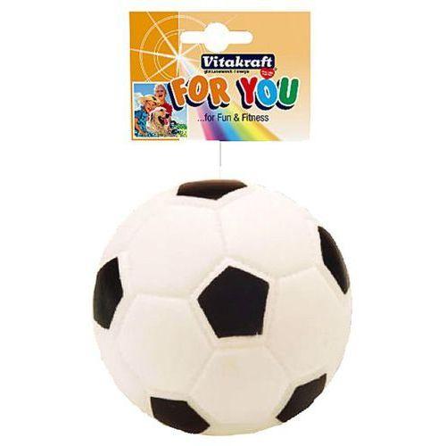 Vitakraft for you - zabawka dla psa piłka nożna vinyl 1szt (4008239397539)