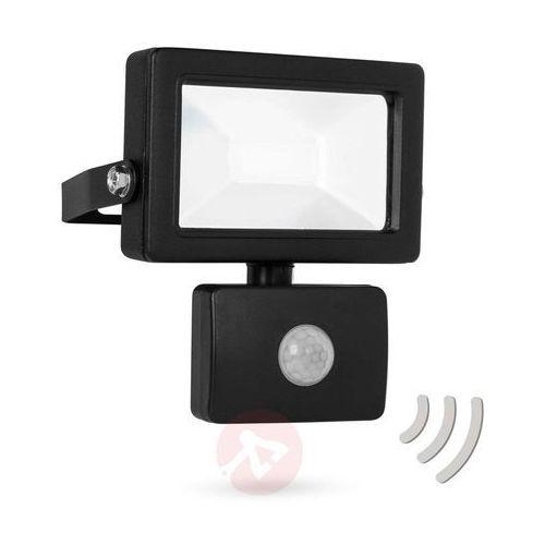 SMARTWARES LED Reflektor z czujnikiem,10 W, czarny, SL1-B10B