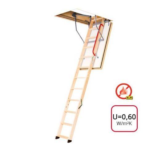 Schody strychowe Fakro LWF 45 86x130/305 - produkt z kategorii- Schody