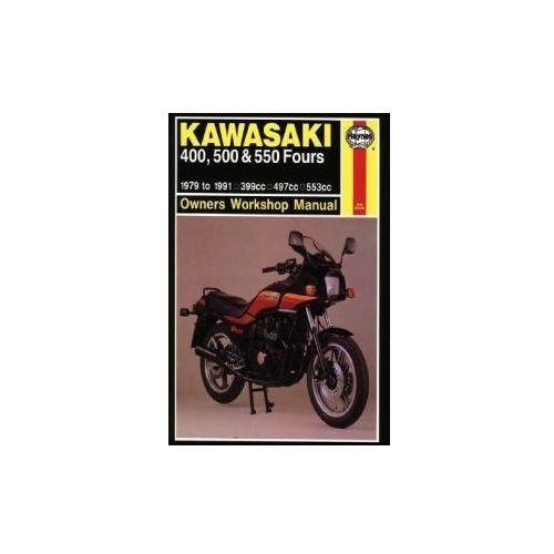 Kawasaki 400, 500 and 550 Fours 1979-88 Owner's Workshop Manual