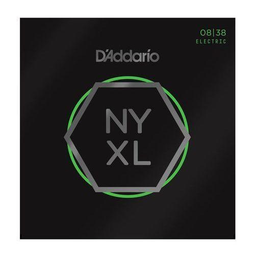 D'ADDARIO NYXL 08-38 GITARA ELEKTRYCZNA z kategorii Gitary elektryczne