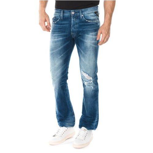 Replay Waitom Dżinsy Niebieski 31/32, jeans