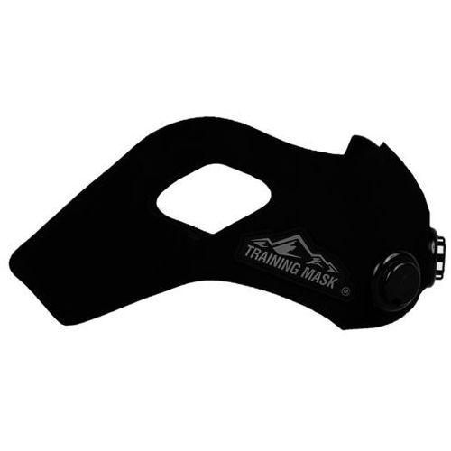 Maska treningowa Training Mask 2.0 Black Out, Rozmiar: L, TM2BL