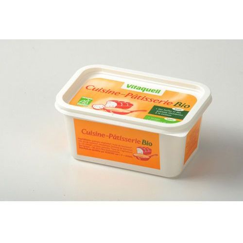 Vitaquell: margaryna do pieczenia i smażenia BIO - 500 g z kategorii Nabiał