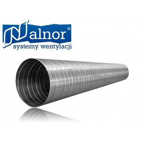 Kanał SPIRO (rura) z blachy ocynkowanej 0,4mm (3mb) 125mm (SPR-C-125-040-0300), SPR-C-125-040-0300