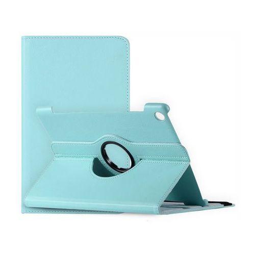 Etui obrotowe 360 Huawei MediaPad M5 10.8/ M5 pro Niebieskie - Niebieski