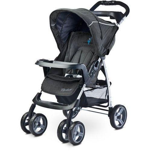Wózek Caretero Monaco Black (5902021527960). Najniższe ceny, najlepsze promocje w sklepach, opinie.