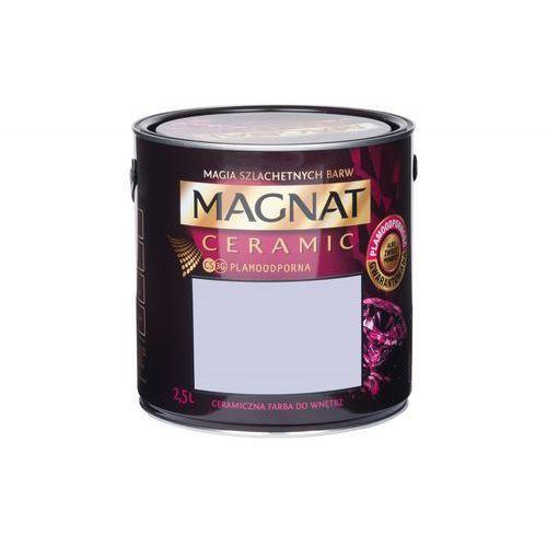 Śnieżka Farba magnat ceramic lawendowy angelit 2,5 l (5903973155423)