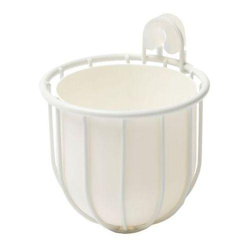 Cooke&lewis Uchwyt na szczotkę do wc goodhome koros biały