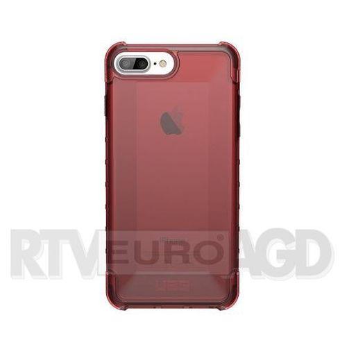 Uag plyo case iphone 8/7/6s plus (crimson)