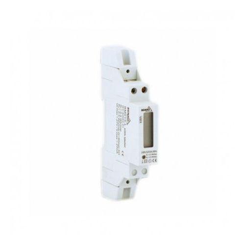 Orno Wskaźnik licznik zużycia energii elektrycznej 1 fazowy 10(50)a bm015-l bemko 4376 (5908311364376)