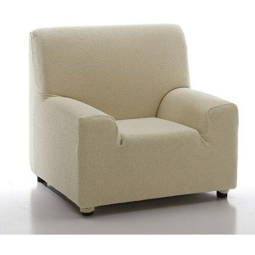 4-home Multielastyczny pokrowiec na fotel petra beżowy, 70 - 100 cm