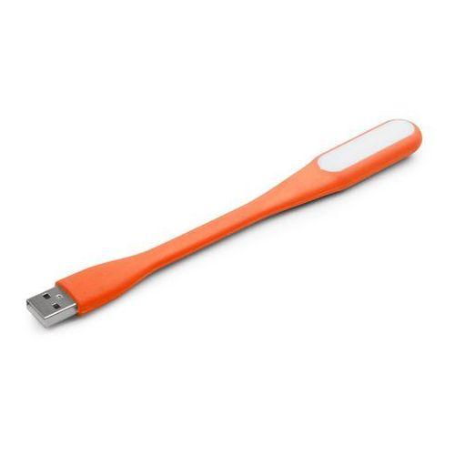 Gembird Lampka led do notebooka usb orange blister