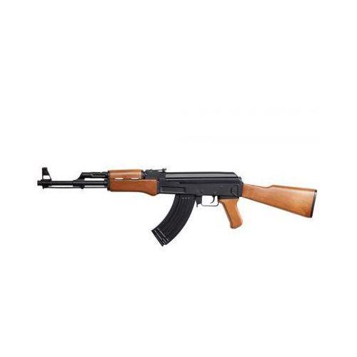 Kałasznikow AK47 ASG/AEG na Kule 6mm (nap. elektryczny).