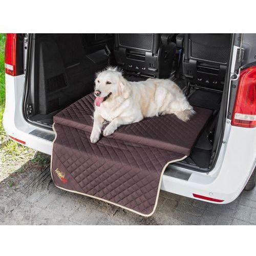 R2 materac light trunk - ciemny brąz marki Hobbydog