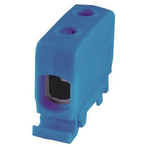 Złączka szynowa 1-przewodowa 50mm2 niebieska ZGG1x1,5-50n 84285003 Simet