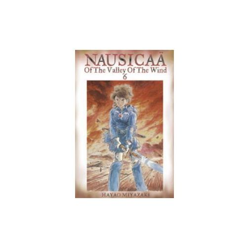 Nausicaa of the Valley of the Wind (9781591163541)