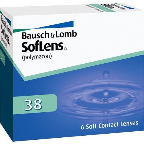 Soflens 38 6 szt. marki Bausch