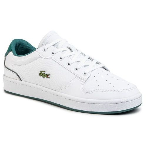Sneakersy - masters cup 120 2 sma 7-39sma0065082 wht/grn, Lacoste, 39.5-46.5
