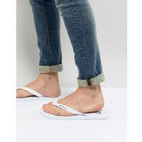 Ben Sherman Flip Flops - White