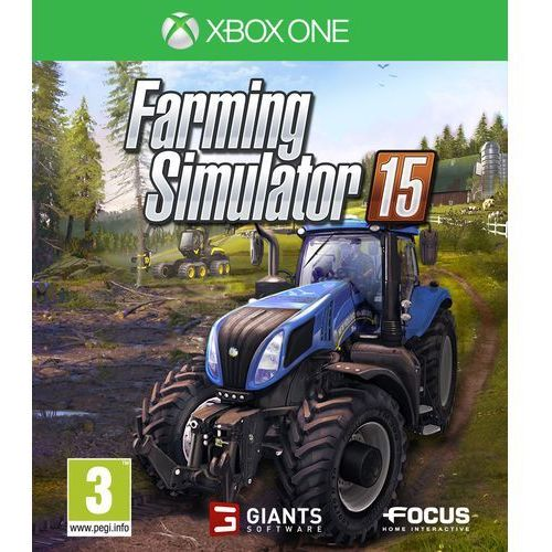 OKAZJA - Farming Simulator 2015 (Xbox One)