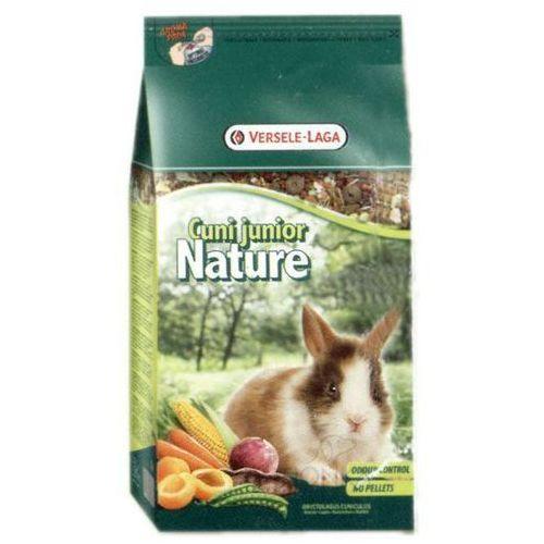 Versele-laga Cuni Junior Nature pokarm dla młodych królików miniaturowych 2,5kg