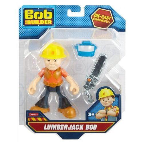 Fisher price Bob minifigurka z piłą