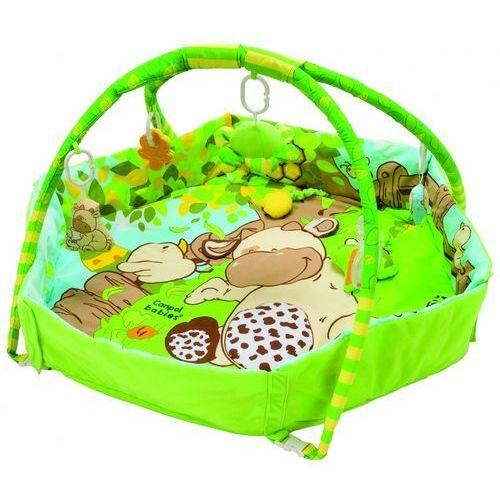 Canpol Babies 2/287 Mata/kojec do zabawy - Wesoła farma (5903407022871)
