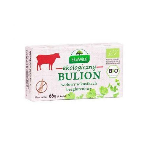 Eko wital Bulion wołowy w kostkach bezgl. bio 66 g (5908249971271)