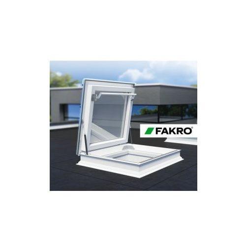 Okno wyłazowe do płaskiego dachu drf du6 100x100 marki Fakro