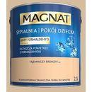 Farba Ceramiczna Magnat - Sypialnia Pokój Dziecka - A28 Tajemniczy Bronzyt 2,5L Śnieżka