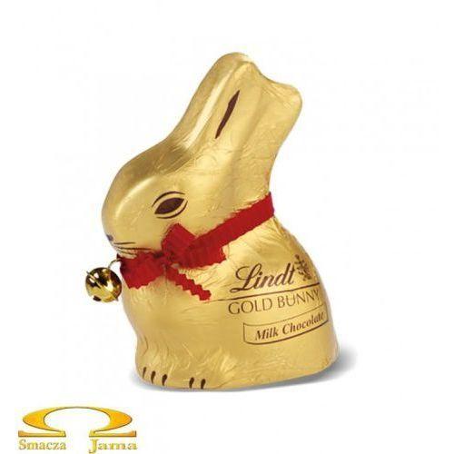 Królik czekoladowy Lindt Gold Bunny 50g (4000539671203)