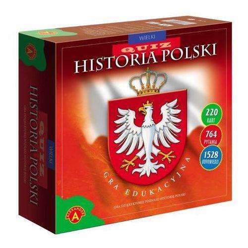ALEXANDER Gra Quiz Histo ria Polski Wielki