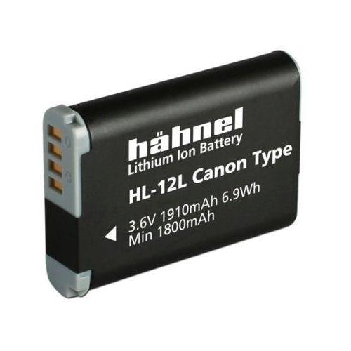 Akumulator HAHNEL 800 mAh do Canon HL-E12 (5099113001634)