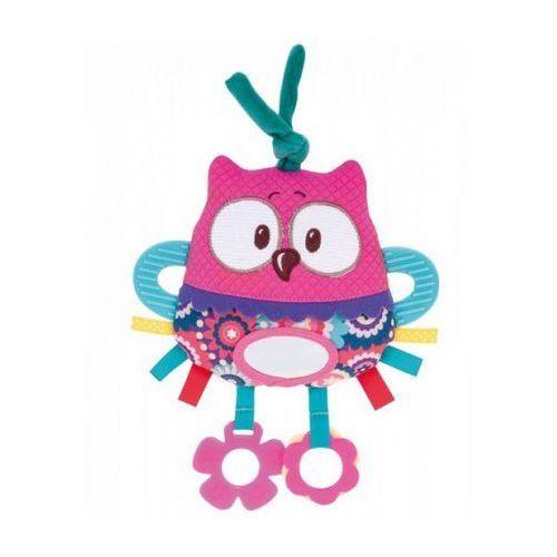 """Canpol Pluszowa zabawka edukacyjna z pozytywką """"Forest Friends"""" - Sówka z kategorii Pozostałe zabawki dla niemowląt"""