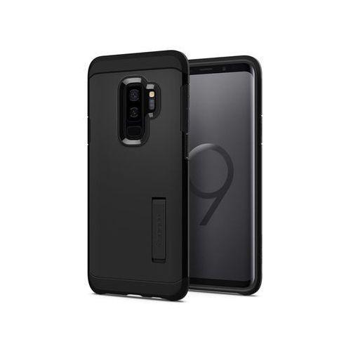 SPIGEN SGP Tough Armor Etui Galaxy S9+ Plus Black, kolor czarny