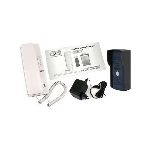 Eura Domofon '''' adp-42a3 1-rodzinny z małogabarytową kasetą zewnętrzną