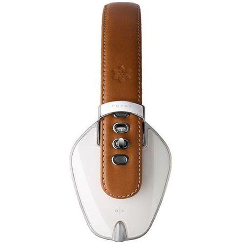 pryma overear słuchawki Carbon Marsala