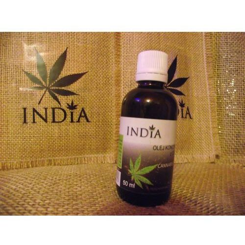 cosmetics-olej konopny z cbd 50ml marki India