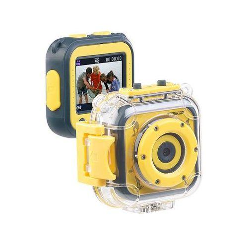 OKAZJA - Kamera sportowa dla dzieci HD Somikon DV-45.kids (4022107312332)