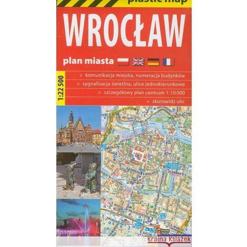 Wrocław Plan miasta 1:22 500 (2010)
