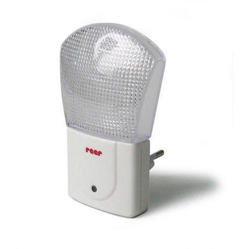 Lampka nocna LED z czujnikiem moc: 0.5W 230V REER (4013283050606)