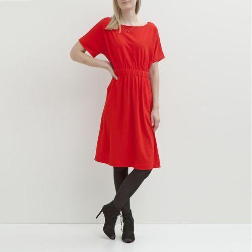 Sukienka z krótkim rękawem, Vila