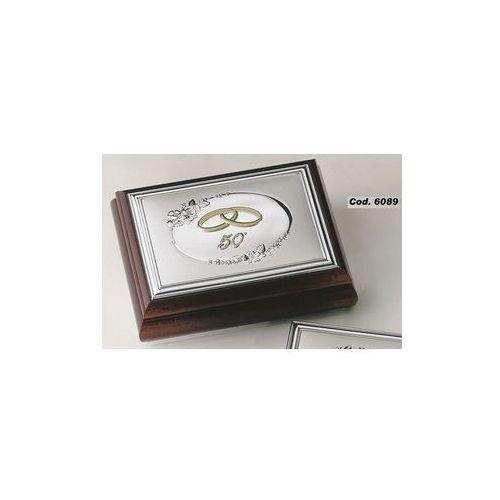 Szkatułka na 50 rocznicę ślubu - (v#6089) marki Valenti & co