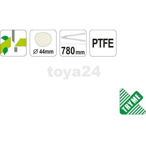 Sekator do konarów 780 mm / YT-8835 / YATO - ZYSKAJ RABAT 30 ZŁ